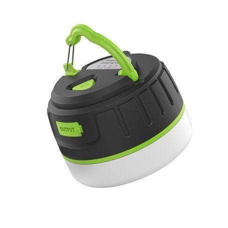 Lanterna de acampamento impermeável e bateria externa portátil de 5200 mAh Abest - 1
