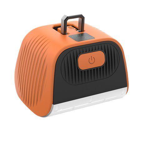 Lanterna da campeggio impermeabile e batteria esterna portatile 4000 mAh Abest - 1