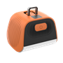 Waterproof Camping Lantern for Outdoor Lighting & 4000 mAh Power Bank Abest - 1
