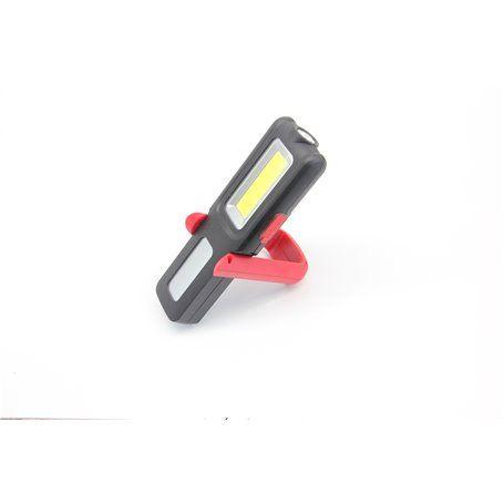 Lampada da campeggio a LED e lampada da officina COB e batteria esterna portatile 2000-4000 mAh HLT-N109 Hailite - 1