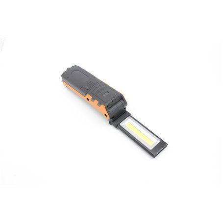 Lampe de Camping LED & COB Lampe d'Atelier et Batterie Externe Portable 2000-4000 mAh HLT-N106 Hailite - 1