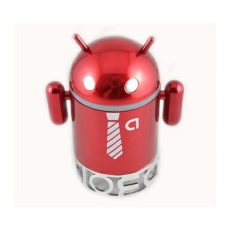Aluminium mini-luidspreker met Android-ontwerp SunnyWin - 4
