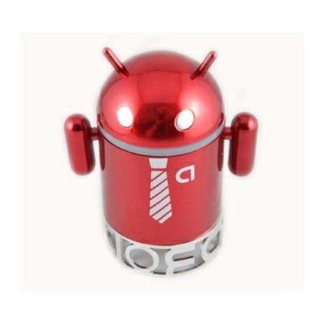 Aluminum Android Robot Speaker SunnyWin - 4