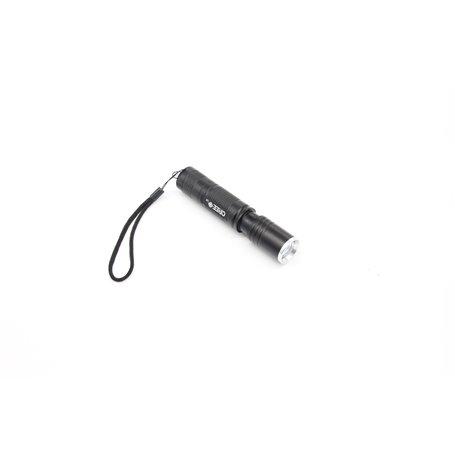 Wodoodporna latarka LED z możliwością ładowania CREE XPE YM-S5 Hailite - 1