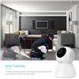 Cámara HD-IP Wifi Infrarrojo inteligente Pan / Tilt Seguimiento automático 2.0 Megapixel Full HD 1920x1080p GA-Q9 GatoCam - 8