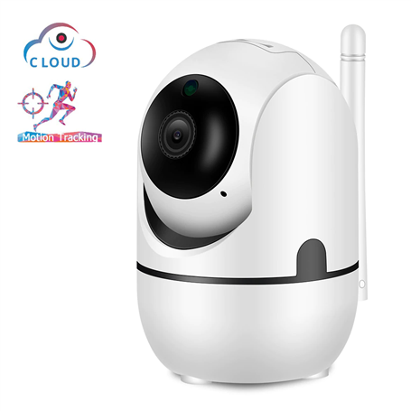 2.0 Megapixel Smart 1080p Wifi IP Camera Pan/Tilt Auto Tracking Nightvision Full HD GA-298ZD-2MP GatoCam - 1