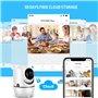 Caméra HD-IP Wifi Infrarouge Intelligente Pan/Tilt Suivi Automatique 2.0 Megapixel Full HD 1920x1080p GA-298ZD-2MP GatoCam - 8