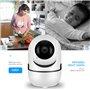 Caméra HD-IP Wifi Infrarouge Intelligente Pan/Tilt Suivi Automatique 2.0 Megapixel Full HD 1920x1080p GA-298ZD-2MP GatoCam - 3