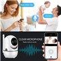 2.0 Megapixel Smart 1080p Wifi IP Camera Pan/Tilt Auto Tracking Nightvision Full HD GA-298ZD-2MP GatoCam - 11