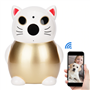 Caméra HD-IP Wifi Infrarouge Intelligente Lucky Cat 2.0 Megapixel Full HD 1920x1080p GatoCam - 1