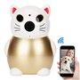 Lucky Cat Câmera de 2.0 Megapixels F-Smart Infravermelho Wifi HD-IP ... GatoCam - 1