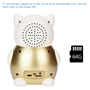 2.0 Megapixel Smart 1080p Wifi IP Lucky Cat Camera Full HD GatoCam - 4