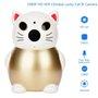 Telecamera HD-IP Wifi Lucky Cat 2.0 Megapixel a infrarossi ... GatoCam - 2