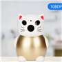 2.0 Megapixel Smart 1080p Wifi IP Lucky Cat Camera Full HD GatoCam - 8