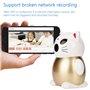 Telecamera HD-IP Wifi Lucky Cat 2.0 Megapixel a infrarossi ... GatoCam - 9