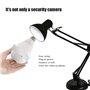 Lâmpada LED com câmera espiã de 2,0 megapixels Wifi com visão panorâmica Full HD 1920x1080p GA-A9R GatoCam - 8