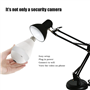 LED Lamp with HD Spy Camera with Panoramic Vision HD Resolution 1280x720p GatoCam - 8
