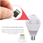 Lampe LED avec Caméra Espion 2.0 Megapixel Wifi à Vision Panoramique Full HD 1920x1080p GA-A9R GatoCam - 10