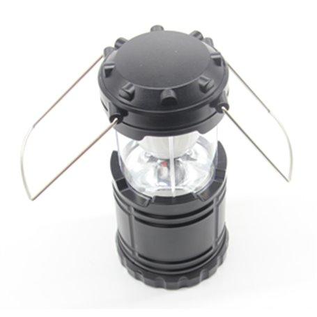 Lanterna da campeggio a doppia illuminazione a LED e COB FL-9003 Hailite - 1
