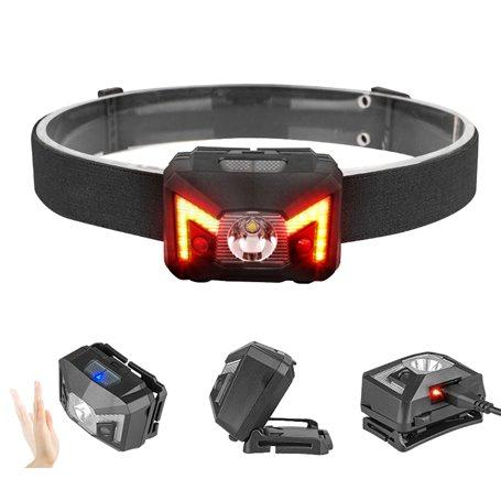 Rechargeable & Sensor Head LED Lamp Hailite - 1