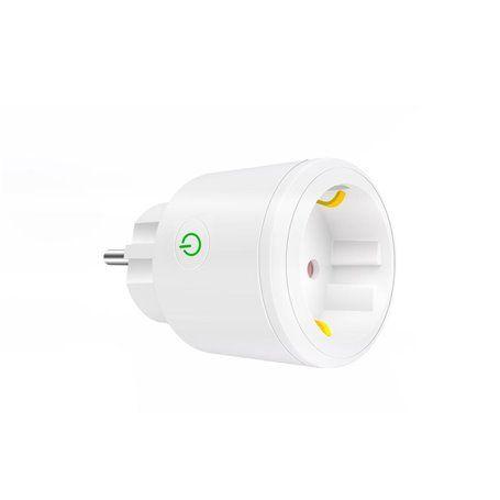 Single AC Wifi Smart Outlet Wi-Fi Smart Plug LT-P34 Letine - 1