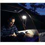 Lanterna de acampamento solar com iluminação LED e bateria externa ... Jufeng - 3
