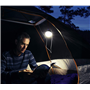 Lanterna LED de Acampamento Solar e Powerbank 800 mAh Jufeng - 3