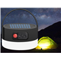 Linterna Solar para Camping LED y Powerbank 800 mAh Jufeng - 4