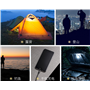 Linterna Solar para Camping LED y Powerbank 800 mAh Jufeng - 5