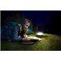 Lanterna de acampamento solar com iluminação LED e bateria externa ... Jufeng - 6