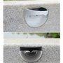 Applique a LED a Rilevamento di Movimento ad Energia Solare Jufeng - 5