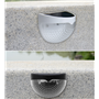 Solar Powered Motion Detection LED Wall Light Jufeng - 5