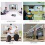 2.0 Megapixel Full HD Image Sensor High Definition Live Streaming USB Camera 1920x1080p