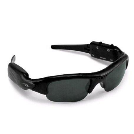 Óculos de sol com câmera espiã HD 1280x720p Zhisheng Electronics - 4
