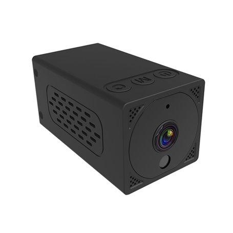 Mini Caméra Intelligente et Enregistreur Vidéo Wifi Infrarouge et sur Batterie Full HD 1920x1080p MC6 Orendil - 1