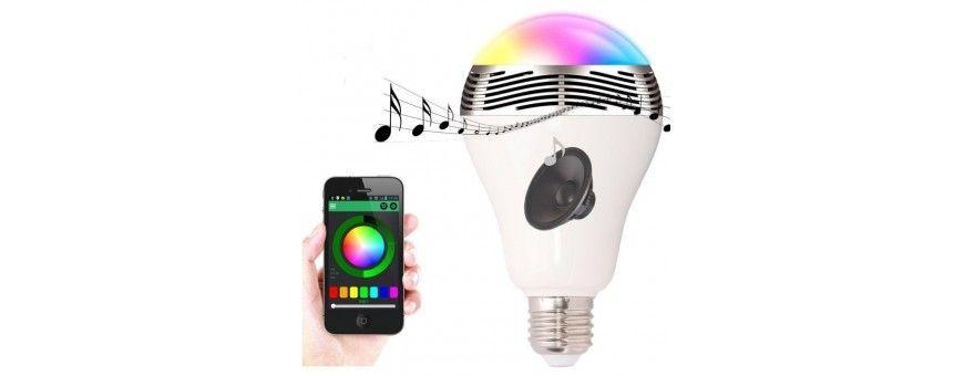 Lámparas LED Inteligentes